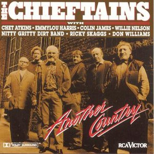 The Chieftains альбом Another Country
