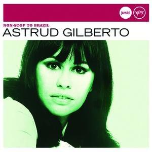 Astrud Gilberto альбом Non-Stop To Brazil (Jazz Club)