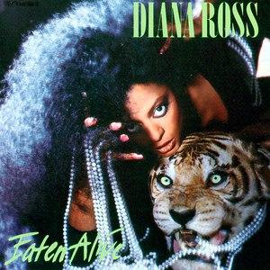 Diana Ross альбом Eaten Alive