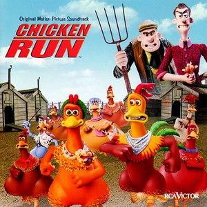 Harry Gregson-Williams альбом Chicken Run