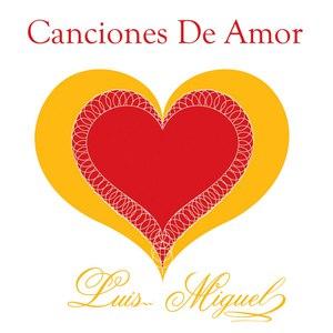 Luis Miguel альбом Canciones De Amor