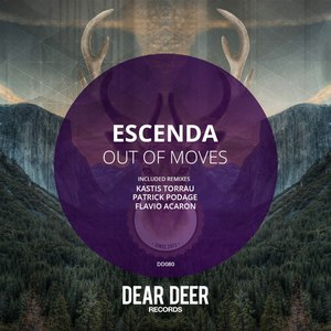 Escenda альбом Out Of Moves