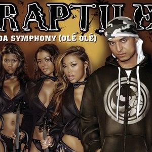 RAPTILE альбом Da Symphony (Olé, Olé)