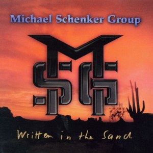Michael Schenker Group альбом Written in the Sand
