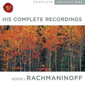 Sergei Rachmaninoff альбом Rachmaninoff: The Complete Recordings
