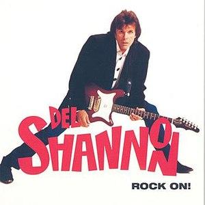 Del Shannon альбом Rock On!
