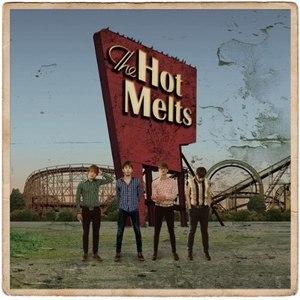 The Hot Melts альбом The Hot Melts