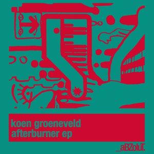 Koen Groeneveld альбом Afterburner EP