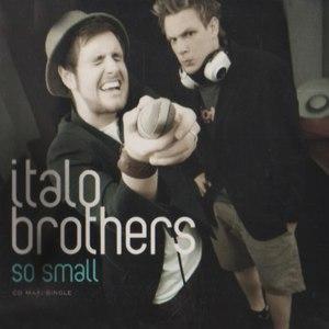 Italobrothers альбом So Small