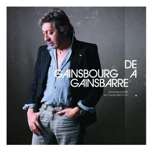 Serge Gainsbourg альбом De Gainsbourg A Gainsbarre