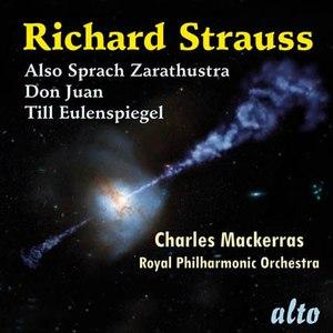 Richard Strauss альбом Also Sprach Zarathustra / Don Juan / Till Eulenspiegel
