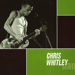 Chris Whitley альбом On Air (live)