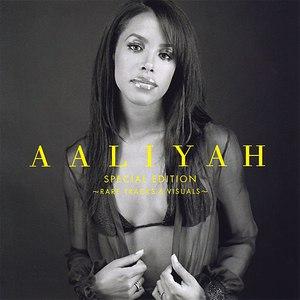 Aaliyah альбом Rare Recordings And DJ Remixes