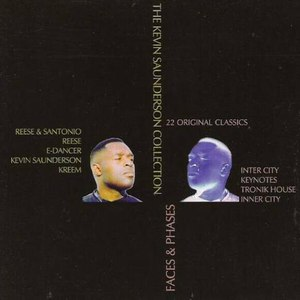 Kevin Saunderson альбом Faces & Phases