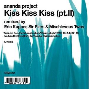 Ananda Project альбом Kiss, Kiss, Kiss Pt.2