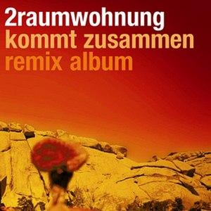 2raumwohnung альбом Kommt Zusammen Remix Album