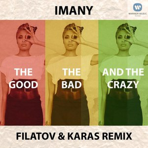 Imany альбом The Good the Bad & the Crazy