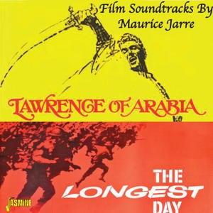 Maurice Jarre альбом Lawrence of Arabia & The Longest Day - Film Soundtracks