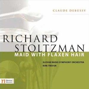Richard Stoltzman альбом Fine Music, Vol. 1