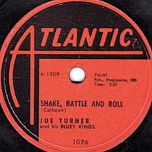 Big Joe Turner альбом Shake, Rattle and Roll