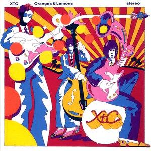 XTC альбом Oranges & Lemons