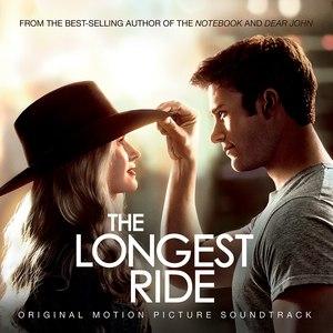 Mark Isham альбом The Longest Ride (Original Motion Picture Score)