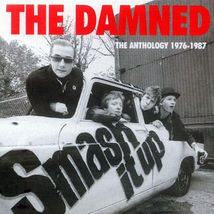 The Damned альбом Smash It Up: The Anthology 1976-1987