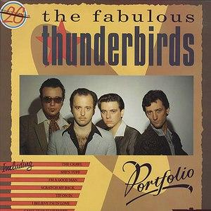 The Fabulous Thunderbirds альбом Portfolio