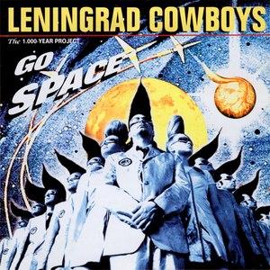 Leningrad Cowboys альбом Go space