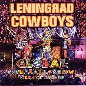 Leningrad Cowboys альбом Global Balalaika Show