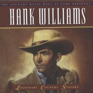 Hank Williams альбом Legendary Country Singers: Hank Williams