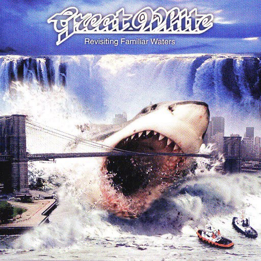 Great White альбом Revisiting Familiar Waters