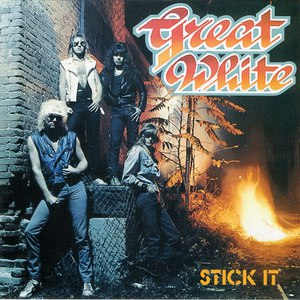 Great White альбом Stick It