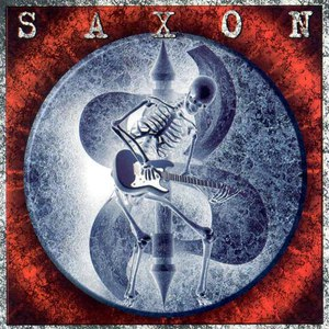 Saxon альбом Live at Monsters of Rock