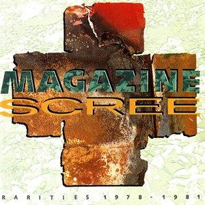 Magazine альбом Scree