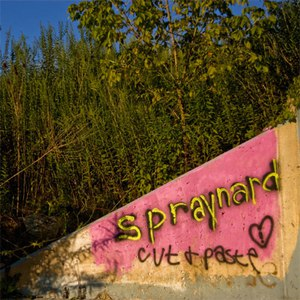 Spraynard альбом Cut & Paste