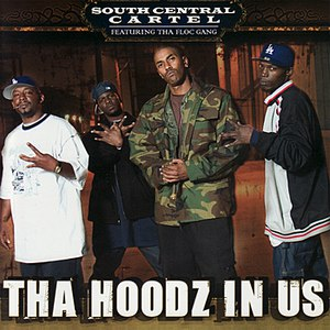 South Central Cartel альбом Tha Hoodz In Us