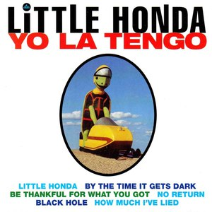 Yo La Tengo альбом Little Honda