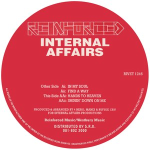 Internal Affairs альбом In My Soul