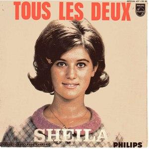Sheila альбом Tous les deux