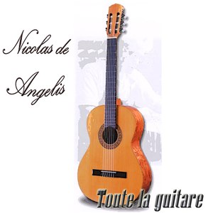 Nicolas de Angelis альбом Toute la guitare