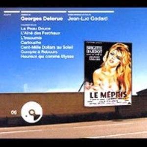 Georges Delerue альбом Le Mepris (BOF)