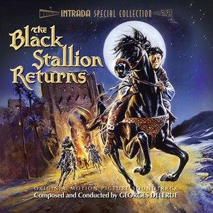 Georges Delerue альбом The Black Stallion Returns