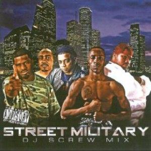 Street Military альбом DJ Screw Mix