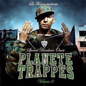 La Fouine альбом Planète Trappes Volume 2