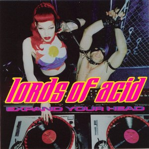 Lords of Acid альбом Expand Your Head