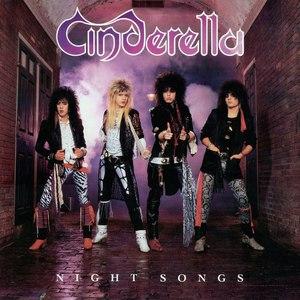 Cinderella альбом Night Songs