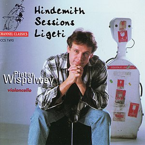 Pieter Wispelwey альбом Hindemith-Sessions-Ligeti