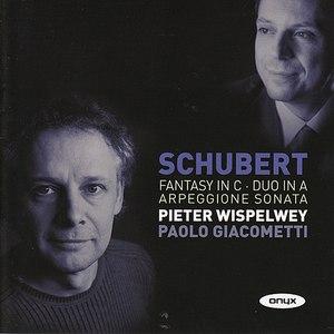 Pieter Wispelwey альбом Schubert: Fantasy in C, Duo in A, Arpeggione Sonata
