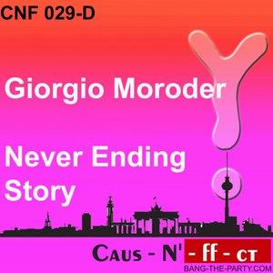 Giorgio Moroder альбом Never Ending Story